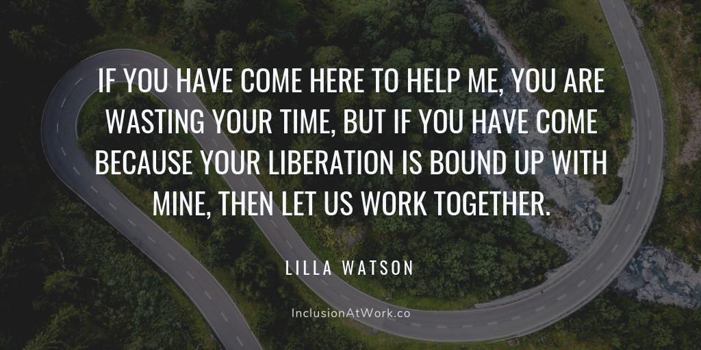 I@W-quotes-liberation-bound
